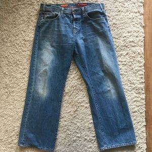 """AG Adriano Goldschmied """"The Icon"""" - Relaxed Jeans"""